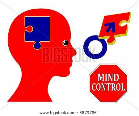 No Mind Control Of Women