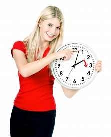 stock photo of time-saving  - Time management concept - JPG