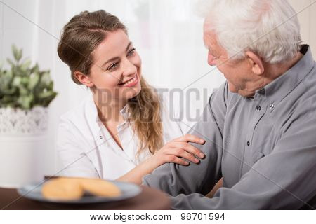 Helping Elderly People