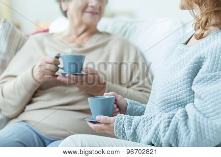 Two Elderly Women