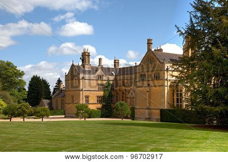 Cotswold Stately Home