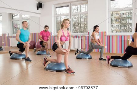 Training With Bosu Ball