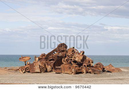 Train Parts In Rust