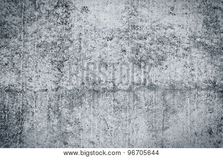 Black And White Stone Grunge Background