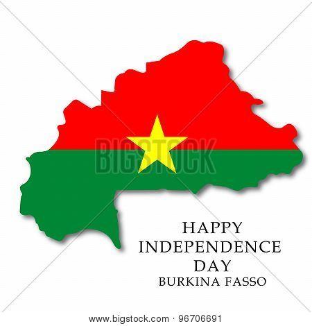 Burkina Faso Independence Day.