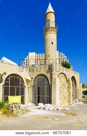 The Small Mosque, Haifa