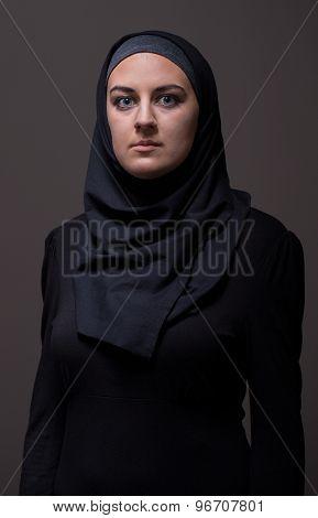Beautiful Muslim Girl