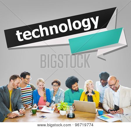 Advanced Technology Communication Connection Development Concept
