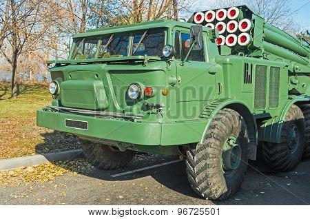 Cab Military Car