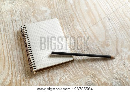 Blank Sketchbook