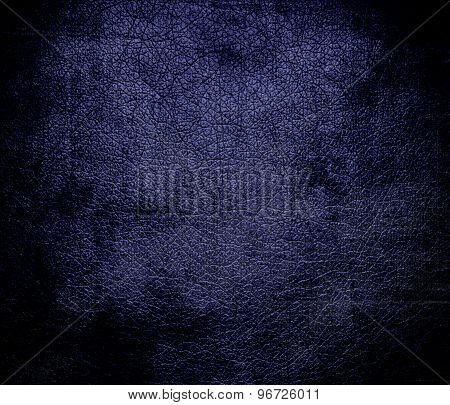 Grunge background of deep koamaru leather texture
