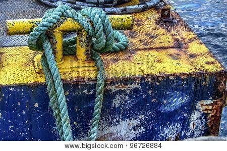 Achor and Mooring