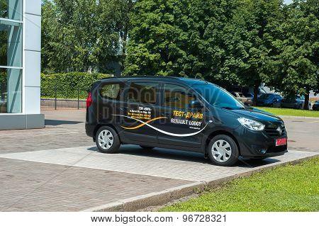 Minivan Renault Lodgy