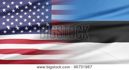 USA and Estonia