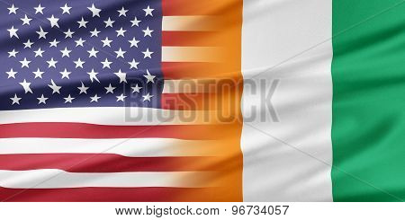 USA and Cote d'Ivoire