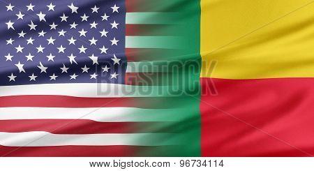 USA and Benin