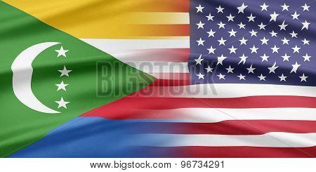 USA and Comoros