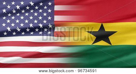 USA and Ghana