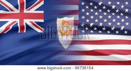 USA and Anguilla.