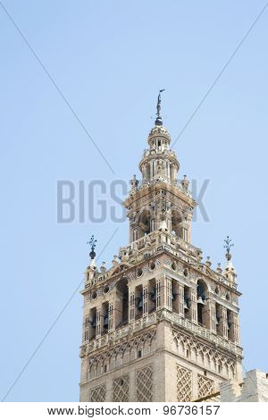Overseeing Seville