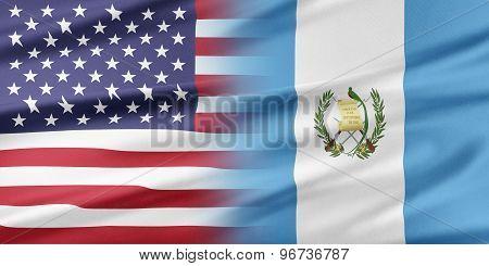 USA and Guatemala