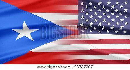 USA and Puerto Rico
