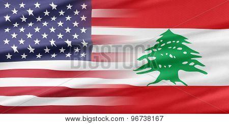 USA and Lebanon.