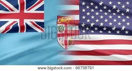 USA and Fiji.