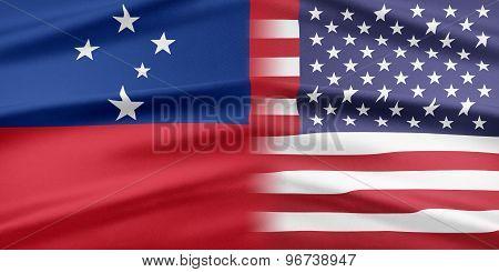 USA and Samoa.