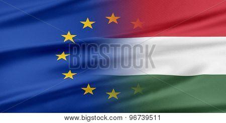 European Union and Hungary.