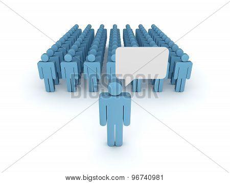 Businessman Meeting Concept