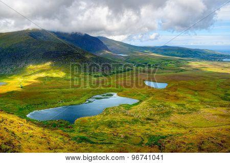 Countryside On Dingle Peninsula