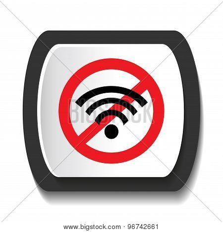 ban Internet icon