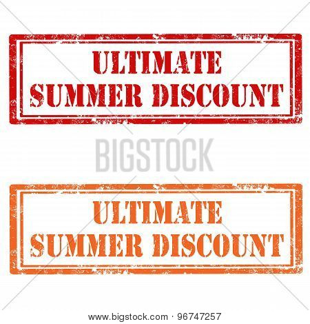 Ultimate Summer Discount