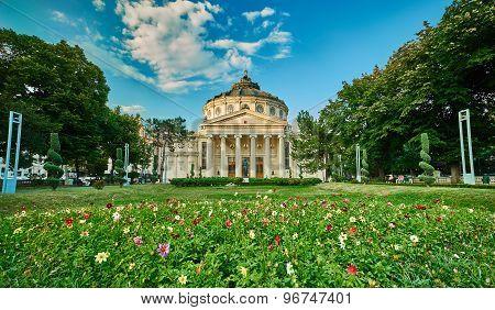 Bucharest Athenaeum