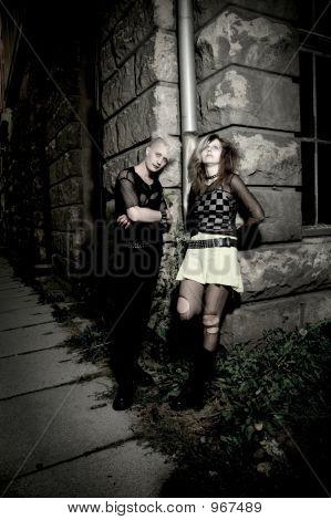 Punk Couple