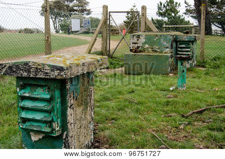 Cold War Bunker, Lepe Park, Hampshire