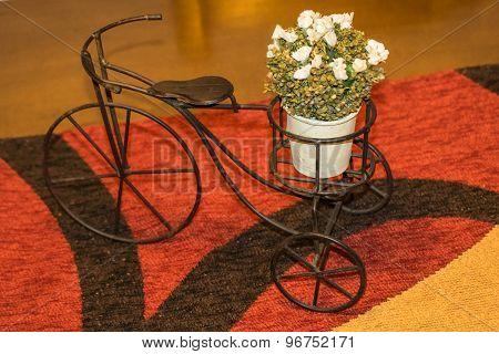 Iron Bicycle Miniature