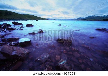 Magical Lake Tekapo