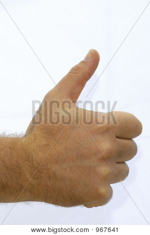 Thumbs Up (Right-Hand)
