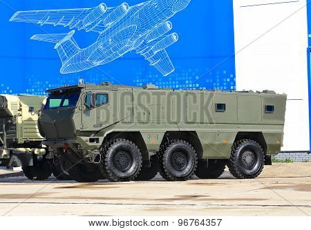 Universal Armored Car
