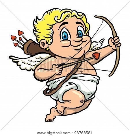 Cupid cartoon