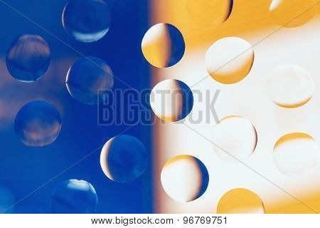 Water Droplets  Color Two