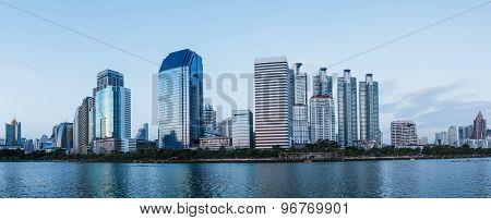 Panoramic , Bangkok  Downtown