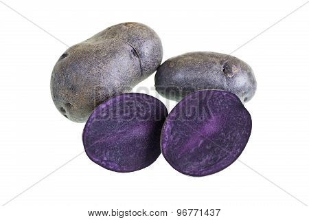 Purple Bliss Potatoes