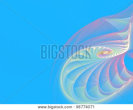Fractal Sea Shell