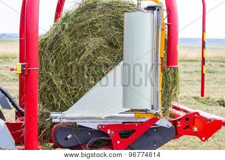 Baler Wrapper