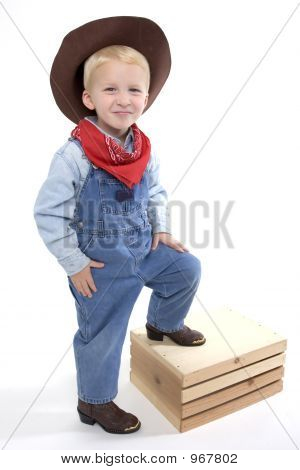 Cutest Little Cowboy