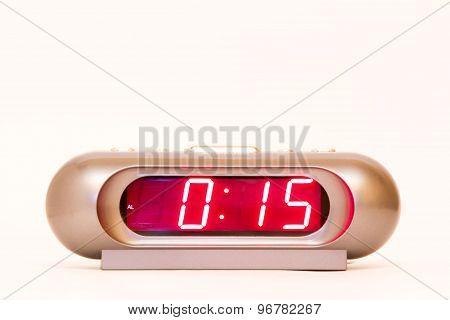 Digital Watch 0:15