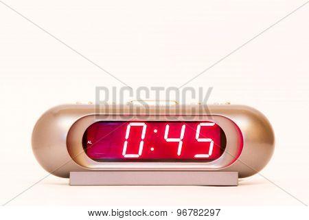 Digital Watch 0:45